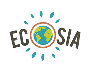 Ecosia: Rugged Logo