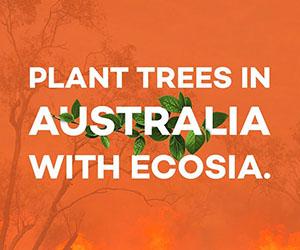Ecosia: Plant Trees in Australia