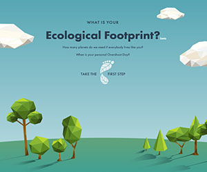 Global Footprint Network: Take The Quiz
